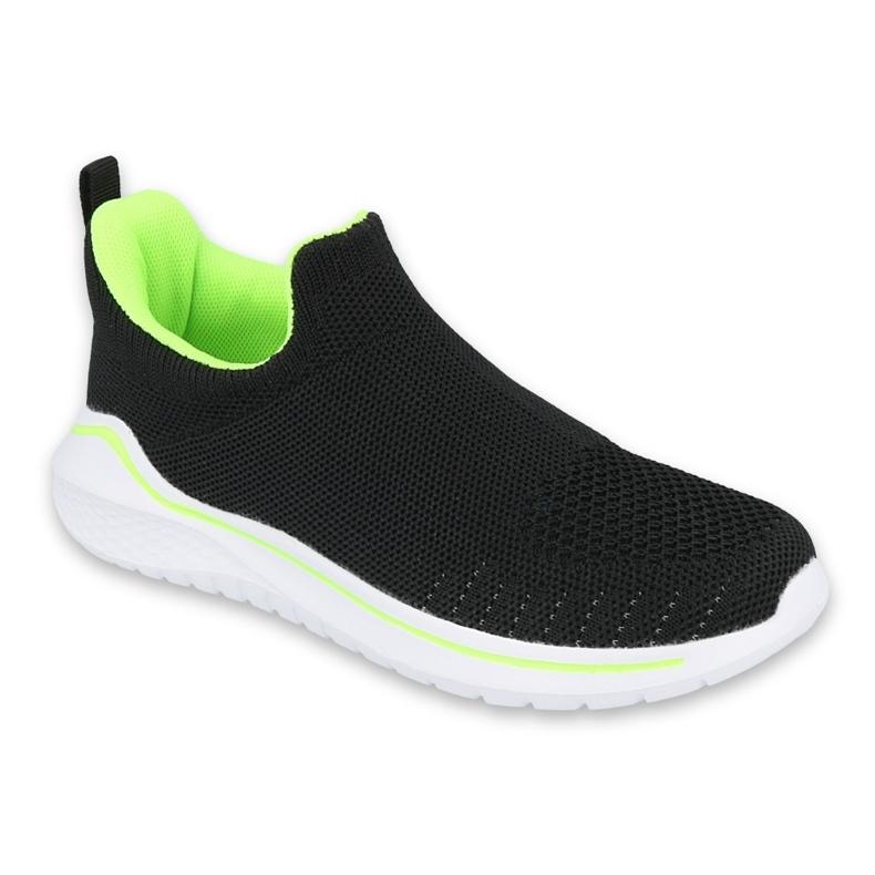 Sapatos infantis Befado 516X080 preto