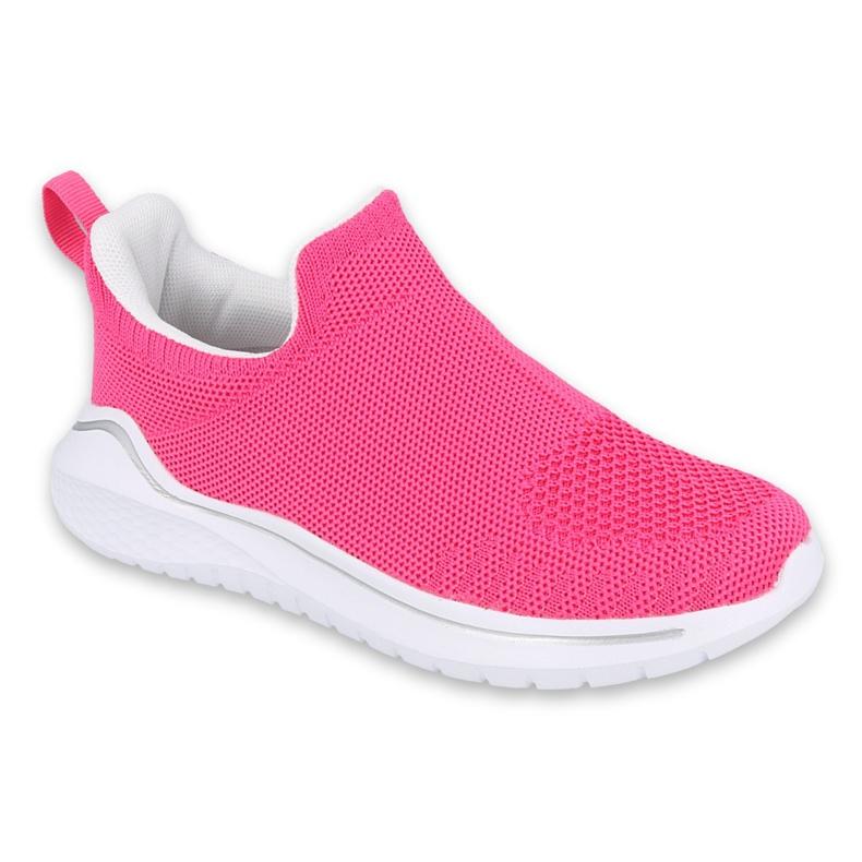 Sapatos juvenis Befado 516Q078 rosa
