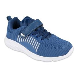Calçados infantis Befado 516Y063 azul
