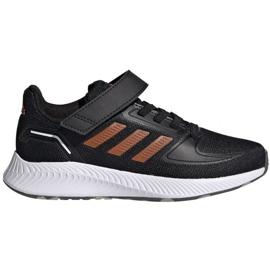 Sapatos adidas Runfalcon 2.0 Jr FZ0116 preto