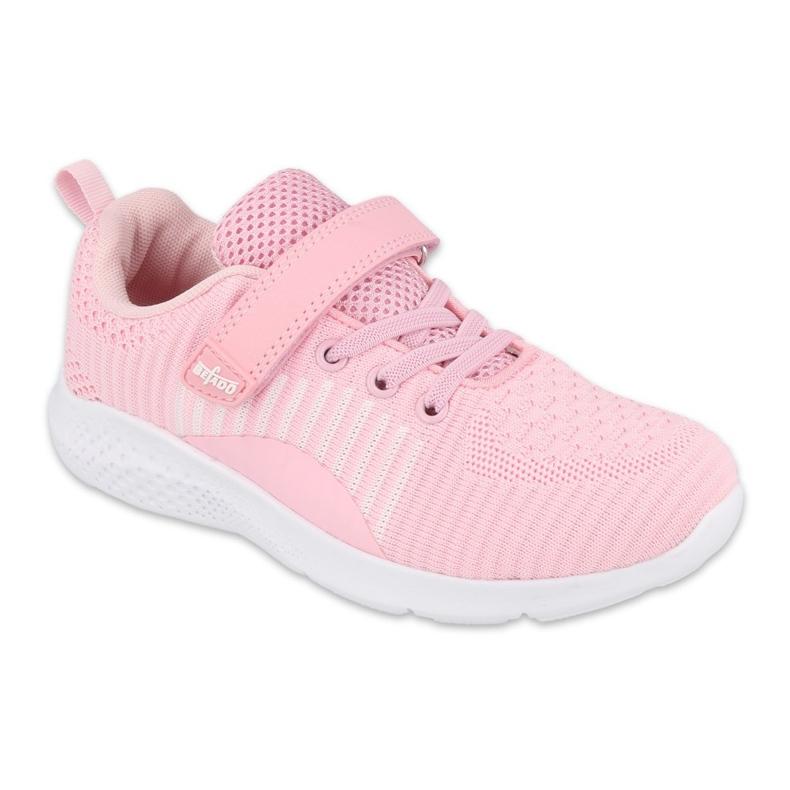 Sapatos infantis Befado 516X060 rosa