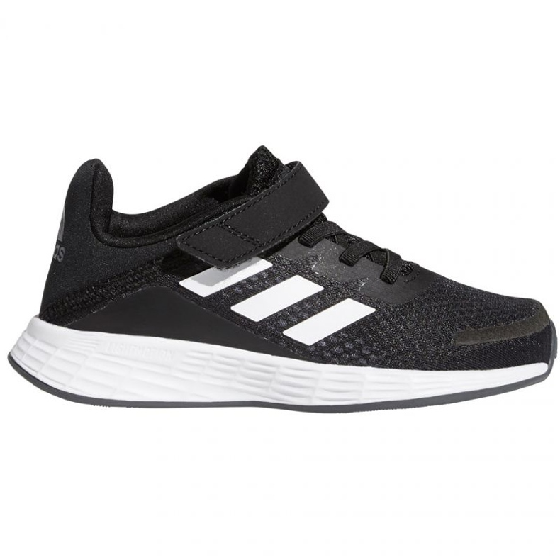Sapatos Adidas Duramo Sl C Jr FX7314 branco preto
