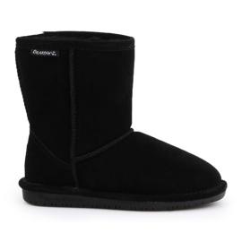 Sapatos BearPaw Black Neverwet Jr.608Y preto azul marinho