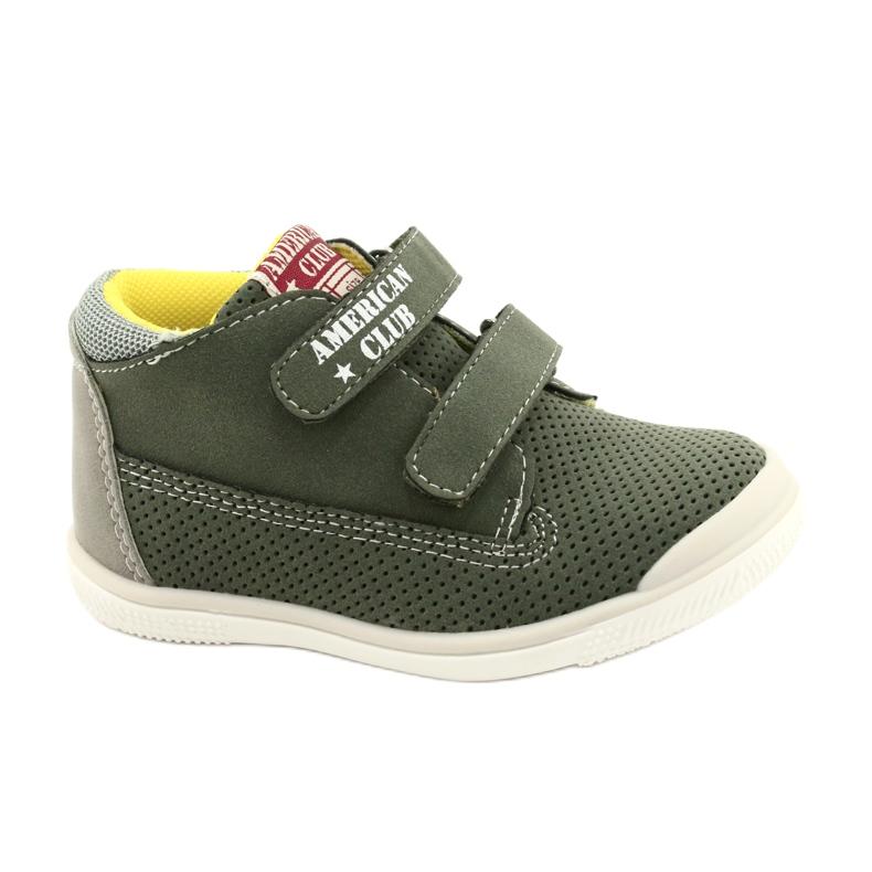 American Club Calçados Esportivos Com Velcro GC12 Verde