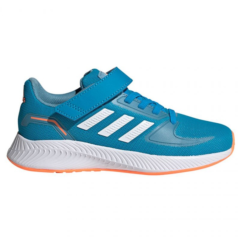 Tênis Adidas Runfalcon 2.0 C Jr FZ2961 preto azul
