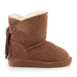 Sapatos Bearpaw Mia Toddler Jr.2062T-220 Hickory Ii castanho