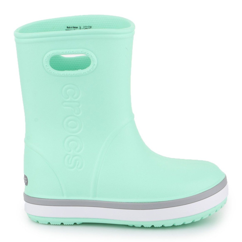 Crocs Crocband Rain Boot K Jr 205827-3TO azul
