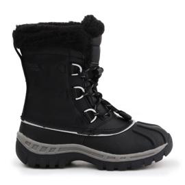Sapatos BearPaw Jr 1871Y Preto Cinzento