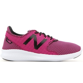 Sapatos Kjcstgly New Balance Jr preto rosa