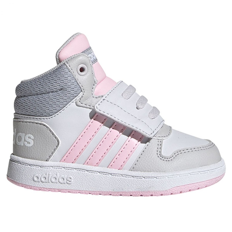Sapatos Adidas Hoops Mid 2.0 I Jr FY9290 vermelho