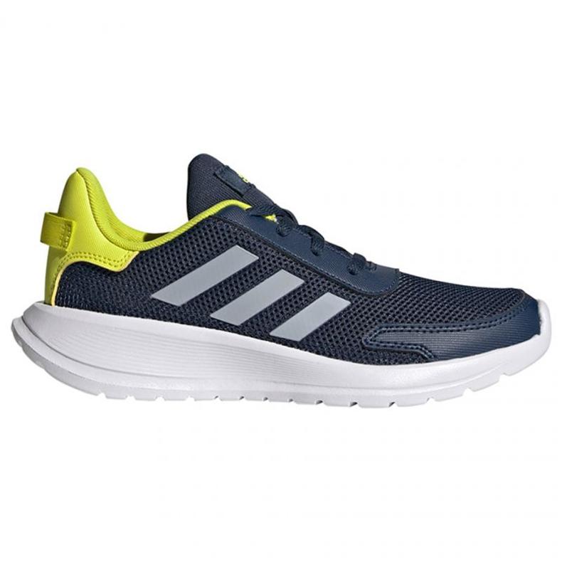 Tênis Adidas Tensaur Run K Jr FY7286 azul