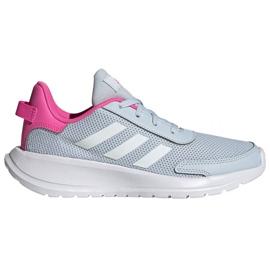 Tênis Adidas Tensaur Run K Jr FY7288 azul