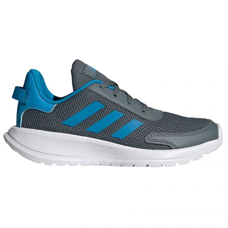 Tênis Adidas Tensaur Run K Jr FY7289 azul