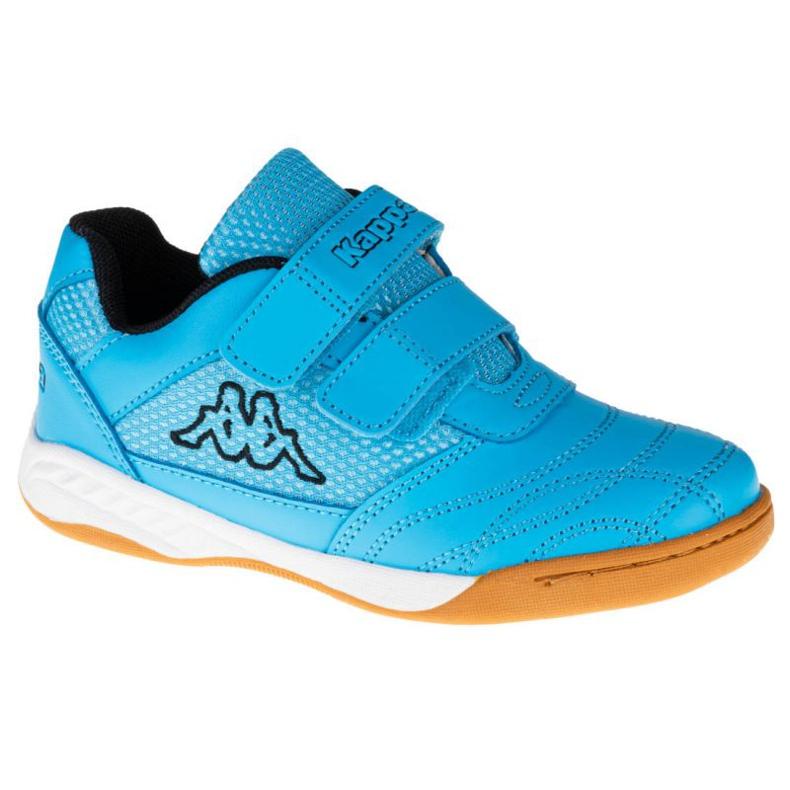 Sapatos Kappa Kickoff K 260509K-6211 preto azul