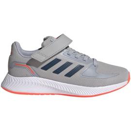 Sapatos adidas Runfalcon 2.0 Jr FZ0115 cinza