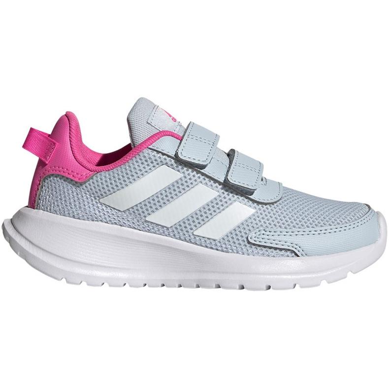 Sapatos Adidas Tensaur Run C Jr FY9197 vermelho