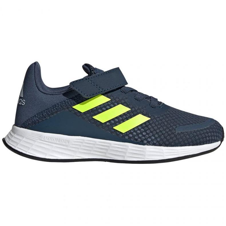 Tênis Adidas Duramo Sl C Jr FY9167 azul marinho