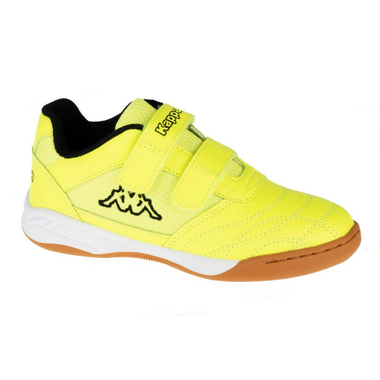 Sapatos Kappa Kickoff K 260509K-4011 azul marinho amarelo