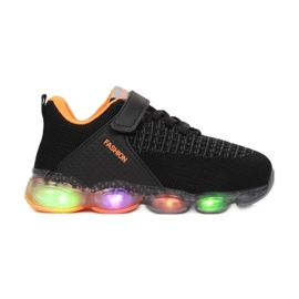 Vices Vícios 3XC8081-LED-138-preto / laranja