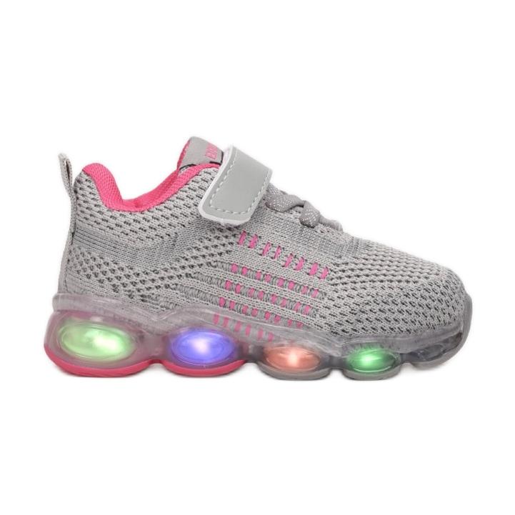 Vices Vícios 1XC8078-LED-197-cinza / fushia