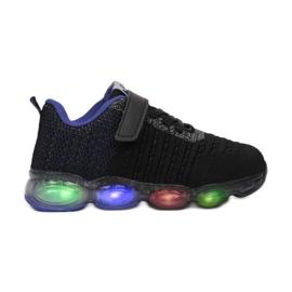 Vices Vícios 3XC8080-LED-156-preto / azul