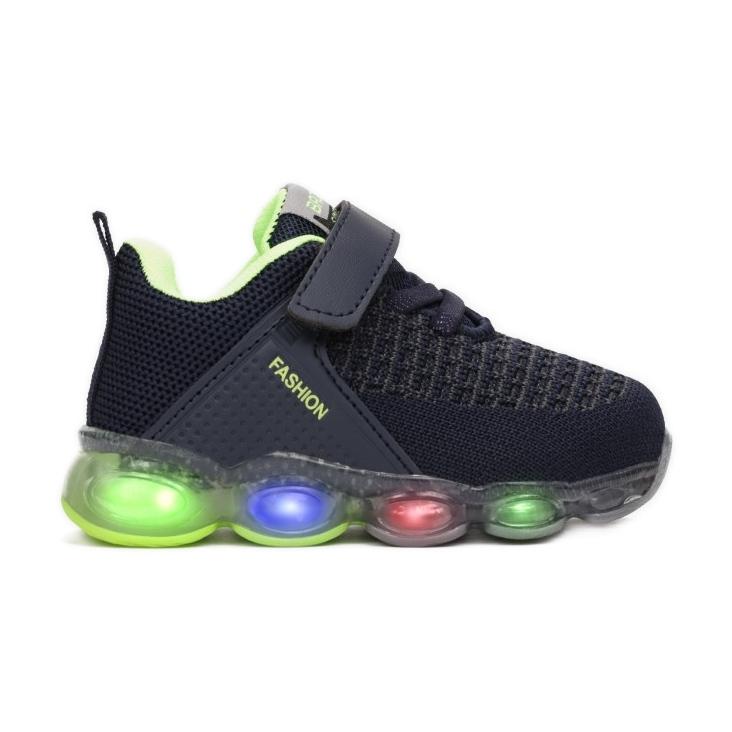 Vices Vícios 1XC8081-LED-122-navy / verde preto multicolorido
