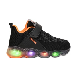 Vices Vícios 1XC8081-LED-138-preto / laranja multicolorido