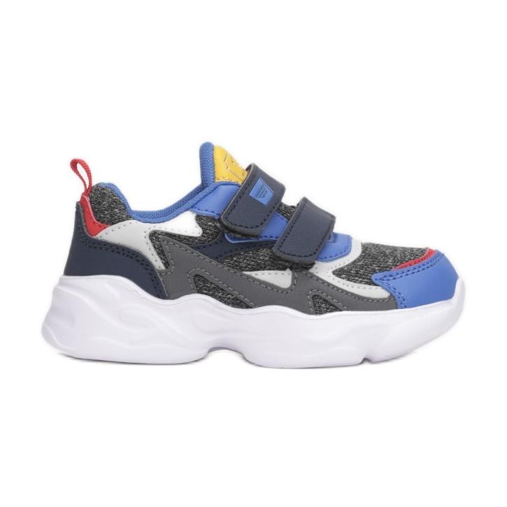 Vices Vícios 3XC8029-109-cinza / marinho azul marinho azul multicolorido