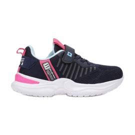 Vices Vícios 5XC8204-174-navy / fushia azul marinho rosa