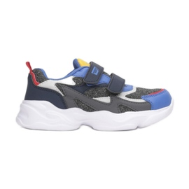 Vices Vícios 5XC8029-109-cinza / marinho azul multicolorido