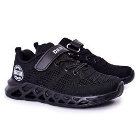 Calçados infantis esportivos tênis Big Star HH374184 preto