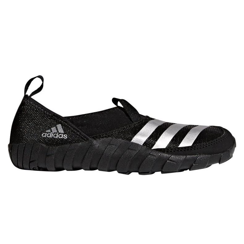 Sapatos Adidas Terrex Jawpaw Water Slippers Jr B39821 preto