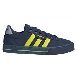 Sapatos Adidas Daily Jr FY7199 preto azul marinho