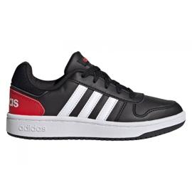 Sapatos Adidas Hoops 2.0 Jr FY7015 preto