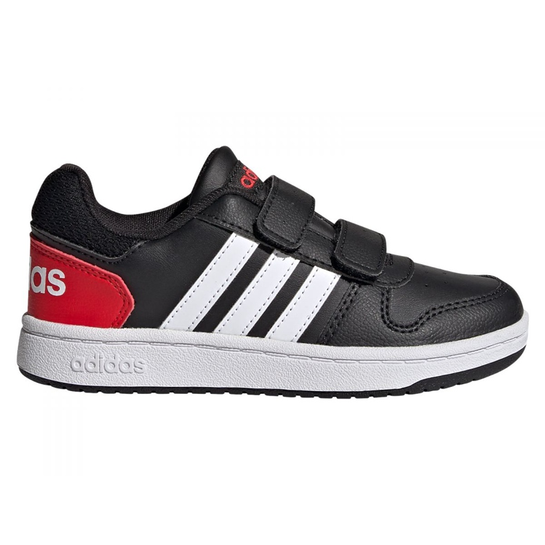Tênis Adidas Hoops 2.0 C Jr FY9442 preto