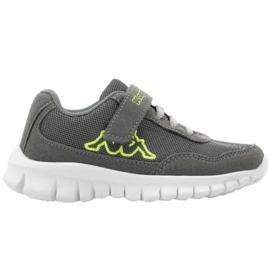 Kappa Follow K Jr 260604K 1633 sapatos azul