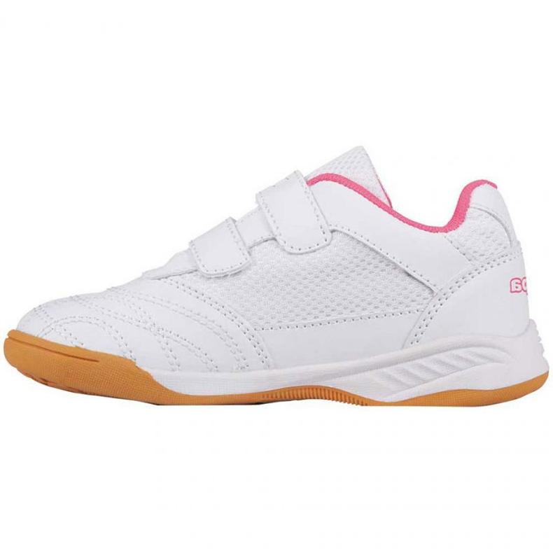 Sapatos Kappa Kickoff K 260509K-1027 branco
