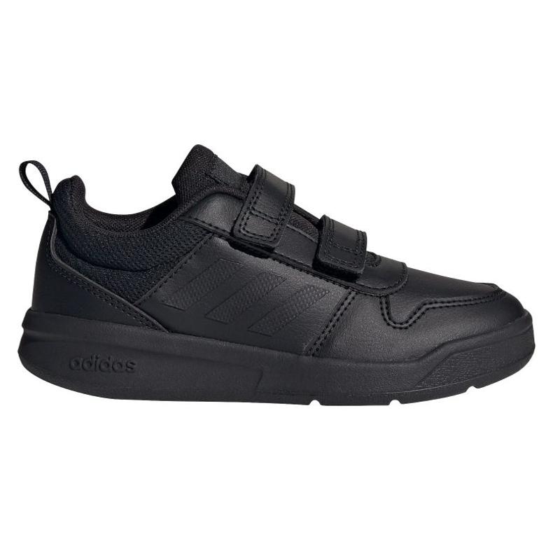 Sapatos Adidas Tensaur Jr S24048 castanho preto