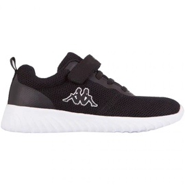 Sapatos Kappa Ces K Jr 260798K 1110 branco preto