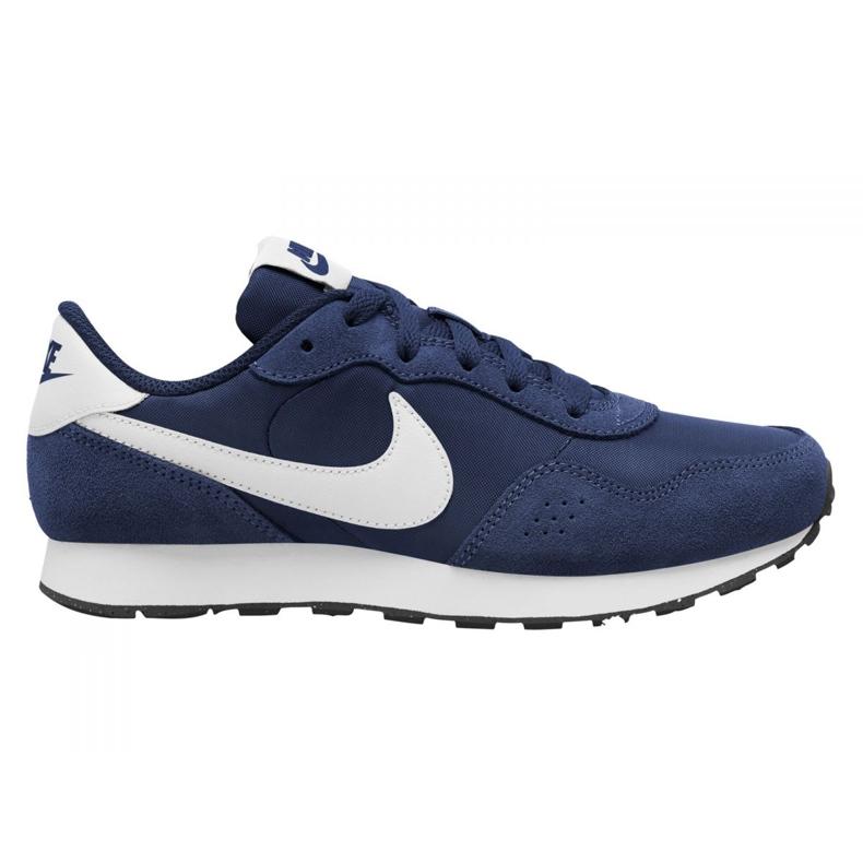 Sapato Nike Md Valiant Jr CN8558-403 azul marinho azul