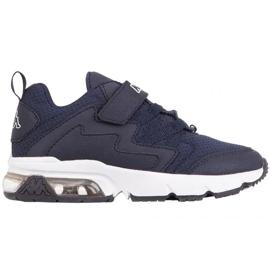 Sapatos Kappa Yaka K Jr 260890K azul marinho