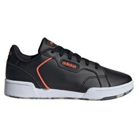 Sapatos Adidas Roguera Jr FY7184 branco preto