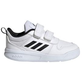 Sapatos Adidas Tensaur I Jr S24052 branco azul marinho