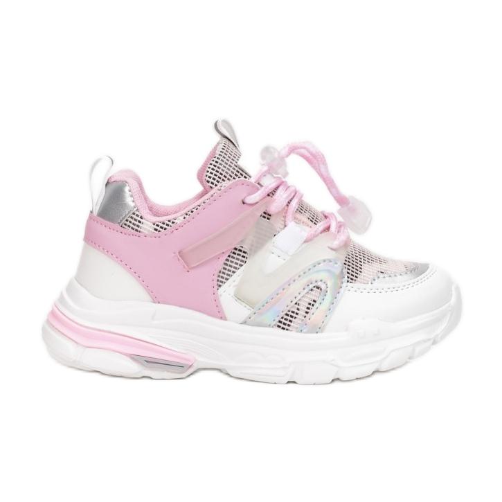 Vices Vícios C-9169-83-branco / rosa
