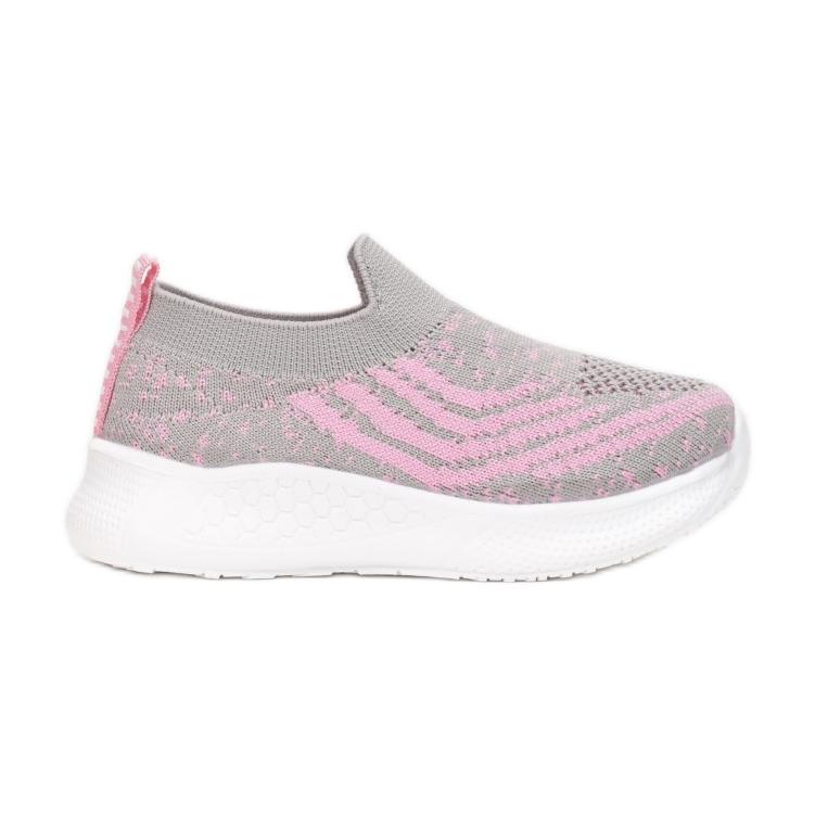 Vices Vícios C-9139-153-cinza / rosa