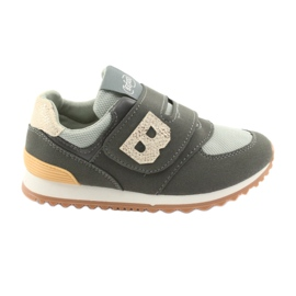 Calçados infantis Befado até 23 cm 516Y040 cinza