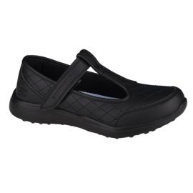 Skechers Microstrides-School Trendz Jr 85716L-BBK preto azul
