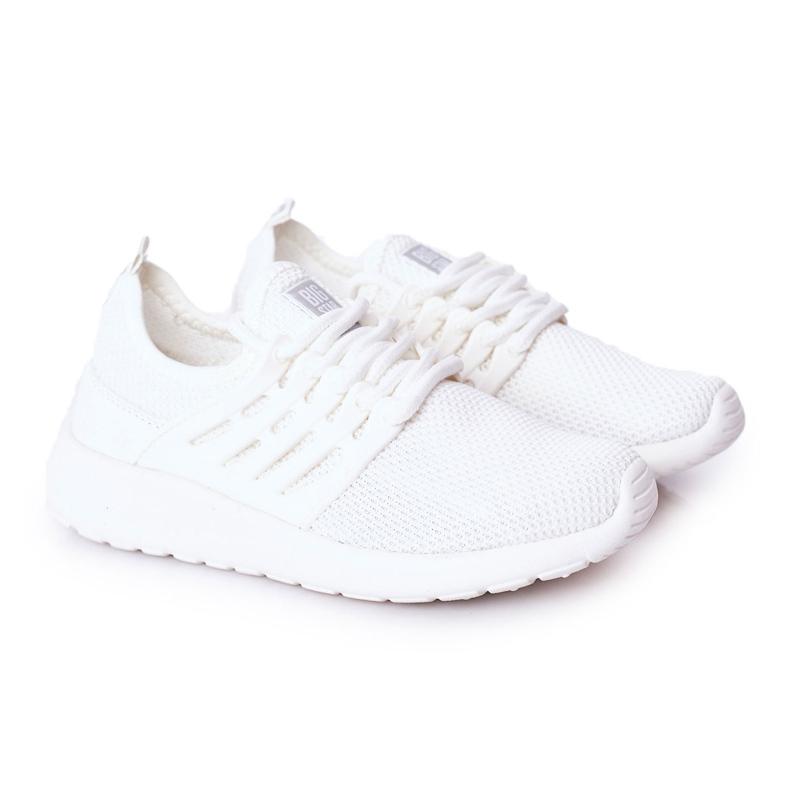 Calçados infantis esportivos tênis Big Star HH374215 branco