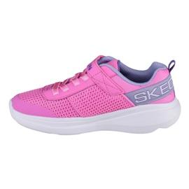 Skechers Go Run Fast-Viva Valor Jr 85401L-PKLV azul rosa