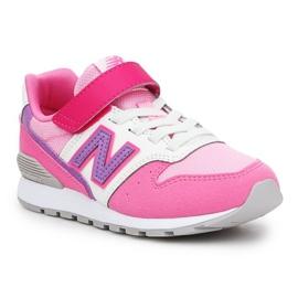 Tênis New Balance Jr YV996MPP rosa